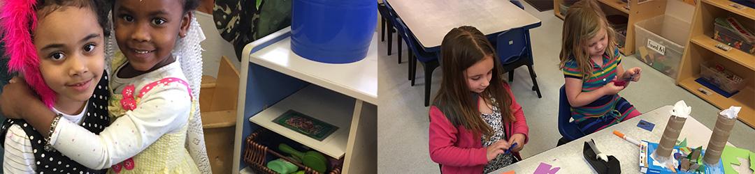 The Child Day Schools Creativity