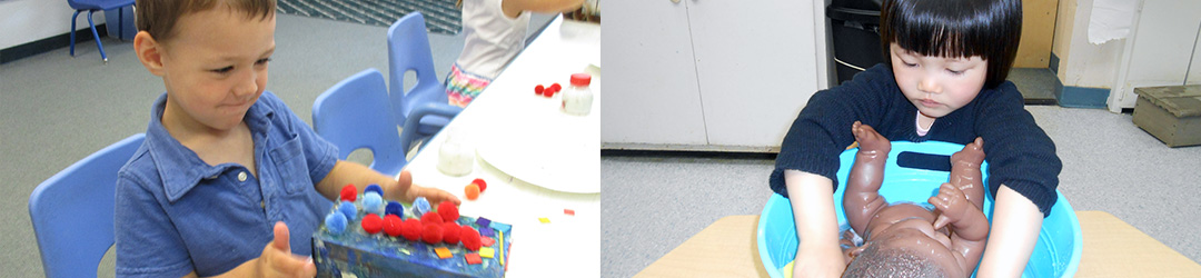 The Child Day Schools Project Webs
