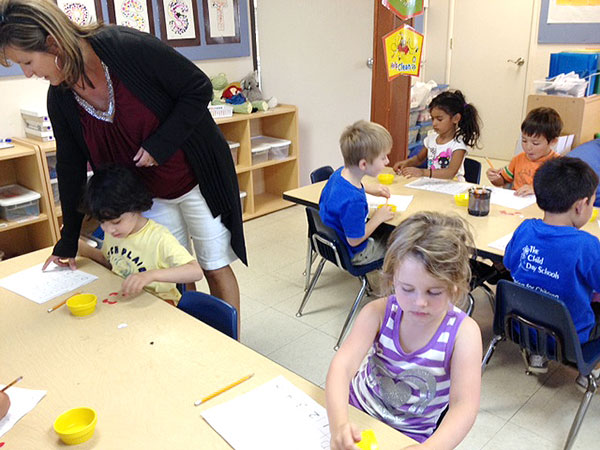 The Child Day Schools' Dynamic Educational Pre-K Programs for Young Children