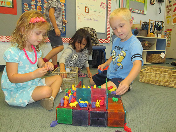 The Child Day Schools for Pre-Kindergarten
